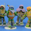 Nickelodeon Teenage Mutant Ninja Turtles MiniMates SERIES 3 Blind Bag Figure Opening & Video Review