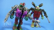Teenage Mutant Ninja Turtles Mutations Battle Shells Figures Video Review & Images