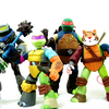 Teenage Mutant Ninja Turtles Mutations Mix & Match Figures Video Review & Images