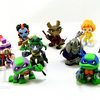 Teenage Mutant Ninja Turtles Mystery Minis Video Review & Images