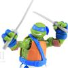 Ninja Strike Leonardo & Ninja Kick Michelangelo Teenage Mutant Ninja Turtles Figures Review
