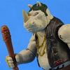 Rocksteady Teenage Mutant Ninja Turtles Out of the Shadows Movie Figure Video Review & Images
