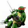 Revoltech Teenage Mutant Ninja Turtles Raphael Figure Video Review & Images