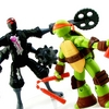 Nickelodeon Teenage Mutant Ninja Turtles Robotic Foot Soldier Figure Video Review & Images