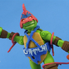 Savage Mikey Nickelodeon Teenage Mutant Ninja Turtles Figure Video Review & Images