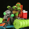 Nickelodeon Teenage Mutant Ninja Turtles Mutagen Ooze Sewer Cruiser Video Review & Images