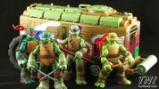 Nickelodeon Teenage Mutant Ninja Turtles Ninja Control Shellraiser Video Review & Images