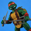 Spittin Turtles Raphael & Michelangelo Teenage Mutant Ninja Turtles Figures Video Review & Images