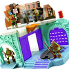 Teenage Mutant Ninja Turtles T-Machines Cars and Playsets Video Review & Images