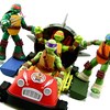 Nickelodeon Teenage Mutant Ninja Turtles T-Rawket Vehicle Video Review & Images