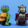 T-Sprints Teenage Mutant Ninja Turtles Mini Figures Video Review & Images