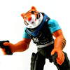 Nickelodeon Teenage Mutant Ninja Turtles Tiger Claw Figure Video Review & Images