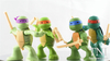 Nickelodeon Teenage Mutant Ninja Turtles Ninjas in Training Figures Video Review & Images