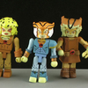 Icon Heroes ThunderCats MiniMates Series 3 Video Review & Images