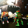 Toy Stages Teenage Mutant Ninja Turtles Figure Environmental Displays Video Review