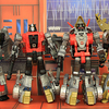 Transformers: Power Of The Primes Deluxe Dinobots (Swoop, Slag, Snarl & Sludge) Video Review & Image Gallery