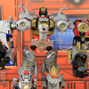 Transformers Power Of The Primes Dinobot Combiner Volcanicus Video Review & Image Gallery