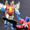 Transformers Hero Mashers (Optimus Prime, Megatron & Starscream) Video Review & Images