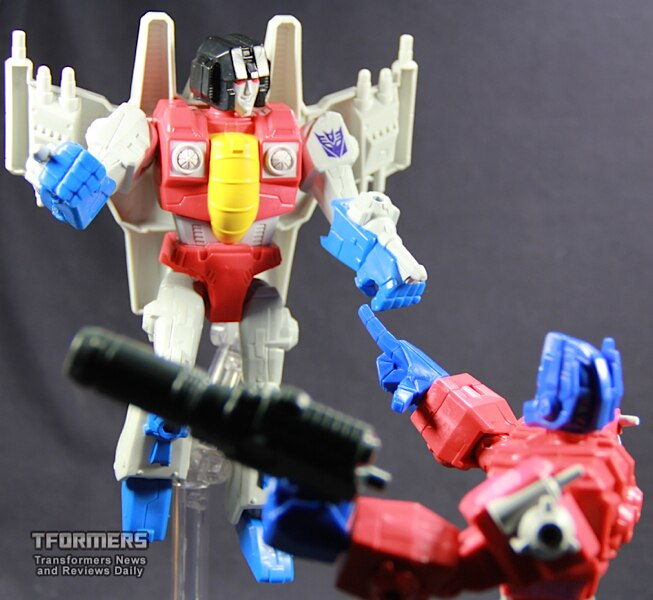 Transformers Hero Mashers (Optimus Prime, Megatron & Starscream) Video Review & Images