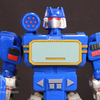 Transformers Hero Mashers G1 Soundwave Figure Video Review & Images