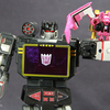 Transformers MP-13B Soundblaster And Ratbat Figure Video Review & Images