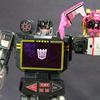 Transformers MP-13B Soundblaster And Ratbat Figure Video Review & Images