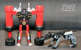 Transformers Masterpiece MP-15 Rumble & Jaguar (Ravage)