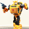 Transformers Masterpiece Bumblebee and Spike MP-21 Overview & Stop Motion Video