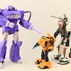 Transformers Masterpiece MP-29 Destron Laserwave (Shockwave) Video Review & Images