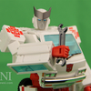Transformers Masterpiece MP-30 Ratchet Video Review & Images