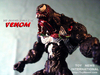 The Amazing Spider-Man: Venom With Symbiote Blast Figure