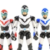 Voltron The Legendary Defender Pilots Wave 1 Figures Video Review & Image Gallery