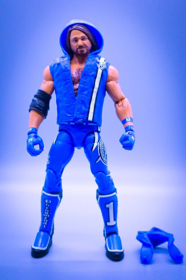WWE Mattel Elite Survivor Series AJ Styles Figure Review