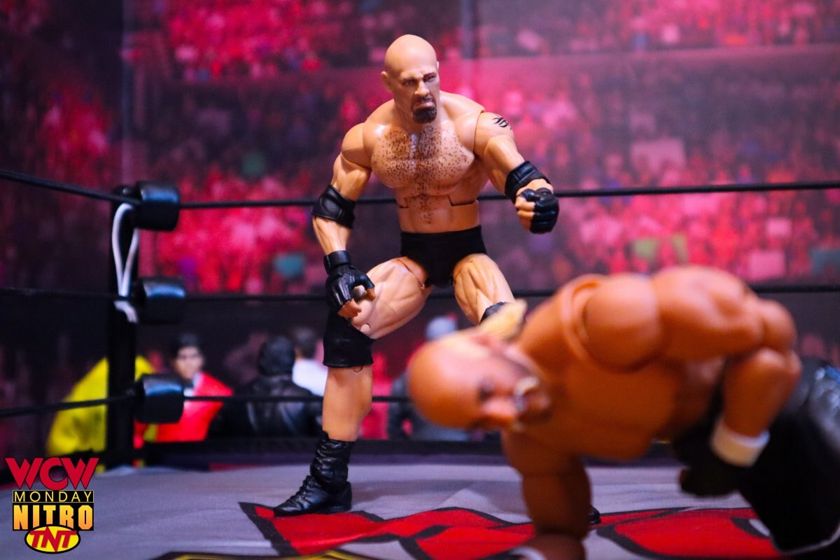 WWE Entrance Greats Goldberg Figure Review & Image Gallery