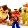 World of Nintendo Deluxe Bowser & Donkey Kong Figures Video Review & Images