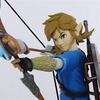 Legend of Zelda Breath of the Wild Link Statue Video Review & Images