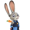Zootopia Figure Complex Movie Revo No.008 Judy Hopps Figure Images & Info