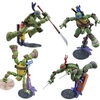 Official Teenage Mutant Ninja Turtles Revoltech Figure Images & Pre-Order Info