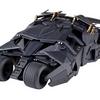 Sci-Fi Revoltech #043 & #043X - Batmobile Tumblers