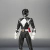 S.H.Figuarts Mighty Mophin Power Rangers Black Ranger Figure
