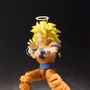 Official S.H. Figuarts Dragon Ball Z Super Saiyan Son 3 Goku Figure Images From Tamashii Nations