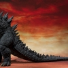 S.H. MonsterArts Godzilla 2014 Movie Figure Revealed