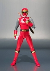 S.H.Figuarts Power Rangers Ninja Storm Red Wind Ranger