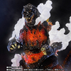 S.H.MonsterArts Godzilla 1995 Ultimate Burning Version Figure