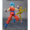 S.H. Figuarts Dragon Ball Z: Resurrection 'F' Super Saiyan God Super Saiyan Goku & Golden Frieza Figures