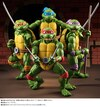 Official S.H. Figuarts Teenage Mutant Ninja Turtles Classic Annimated Series Figure Images & Details