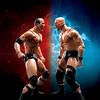 Official WWE S.H. Figuarts Stone Cold & The Rock Figure Images