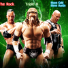 Official S.H. Figuarts WWE Triple H Figure Images