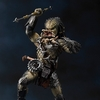 New S.H. MonsterArts Wolf Predator (Heavy Armed Version) Figure Images