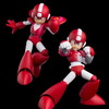 Mega Man 4Inch-Nel Jet Mega Man & Power Mega Man Figures